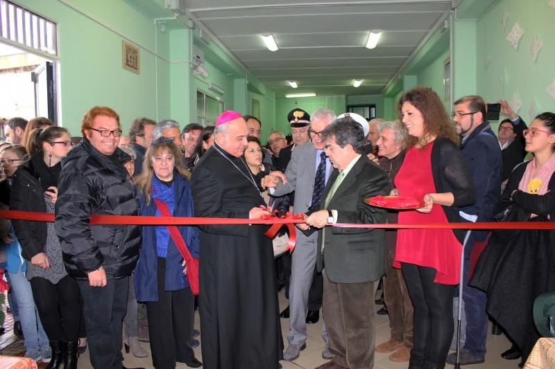 Catania, inaugurato il nuovo Help Center della Caritas