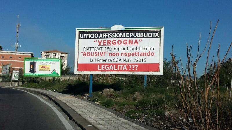 Catania, la battaglia della Job Creation per chiedere legalità al Comune