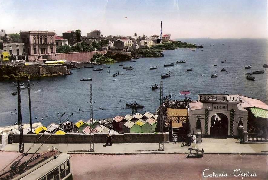 Piazza Mancini Battaglia e Ognina, il borgo marinaro di Catania