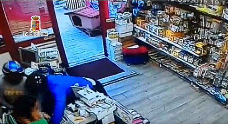 Rapine violente nei negozi: arrestati tre ragazzi palermitani. IL VIDEO
