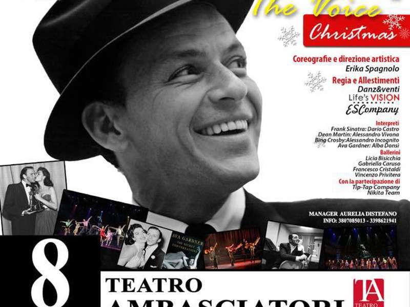 """""""The Voice"""": l'Ambasciatori festeggia i 100 anni di Frank Sinatra"""