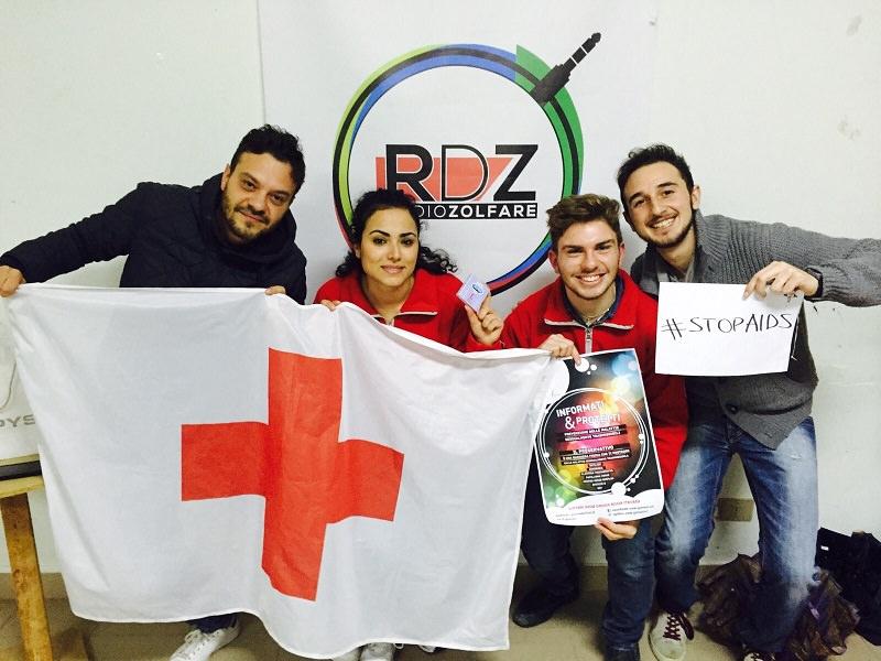 Successo dell'iniziativa dei Giovani CRI di Sommatino