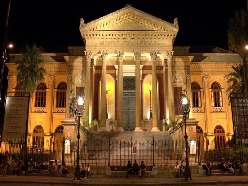 Natale in musica per il Teatro Massimo di Palermo