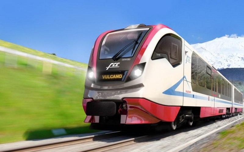 """Circumetnea, domani presentazione dei nuovi treni """"Vulcano"""""""