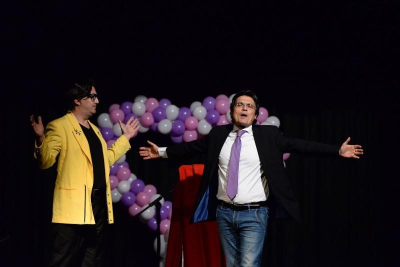 Vergato e La Rosa show