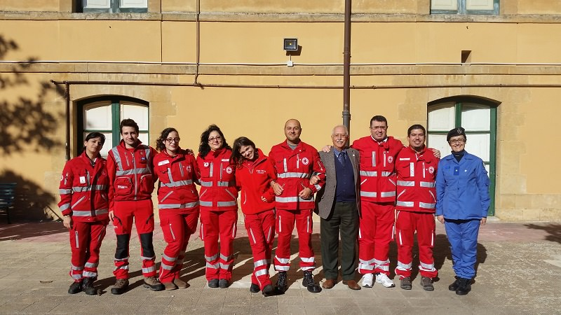 Caltanissetta, Croce Rossa Italiana: svolti gli esami per primo soccorso