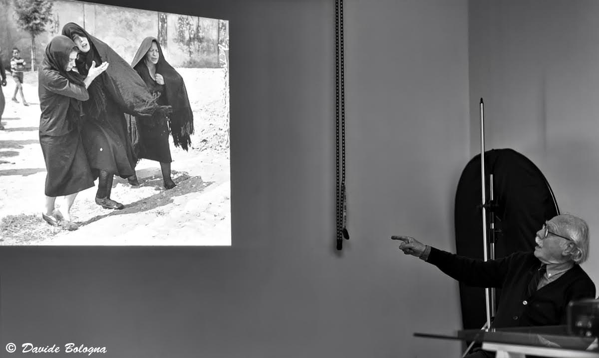 60 anni di fotografie, incontro con Gigi Petix a Palermo