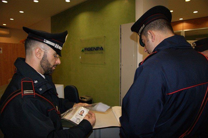 Palermo, arrestata per aver chiesto un finanziamento con documenti falsi