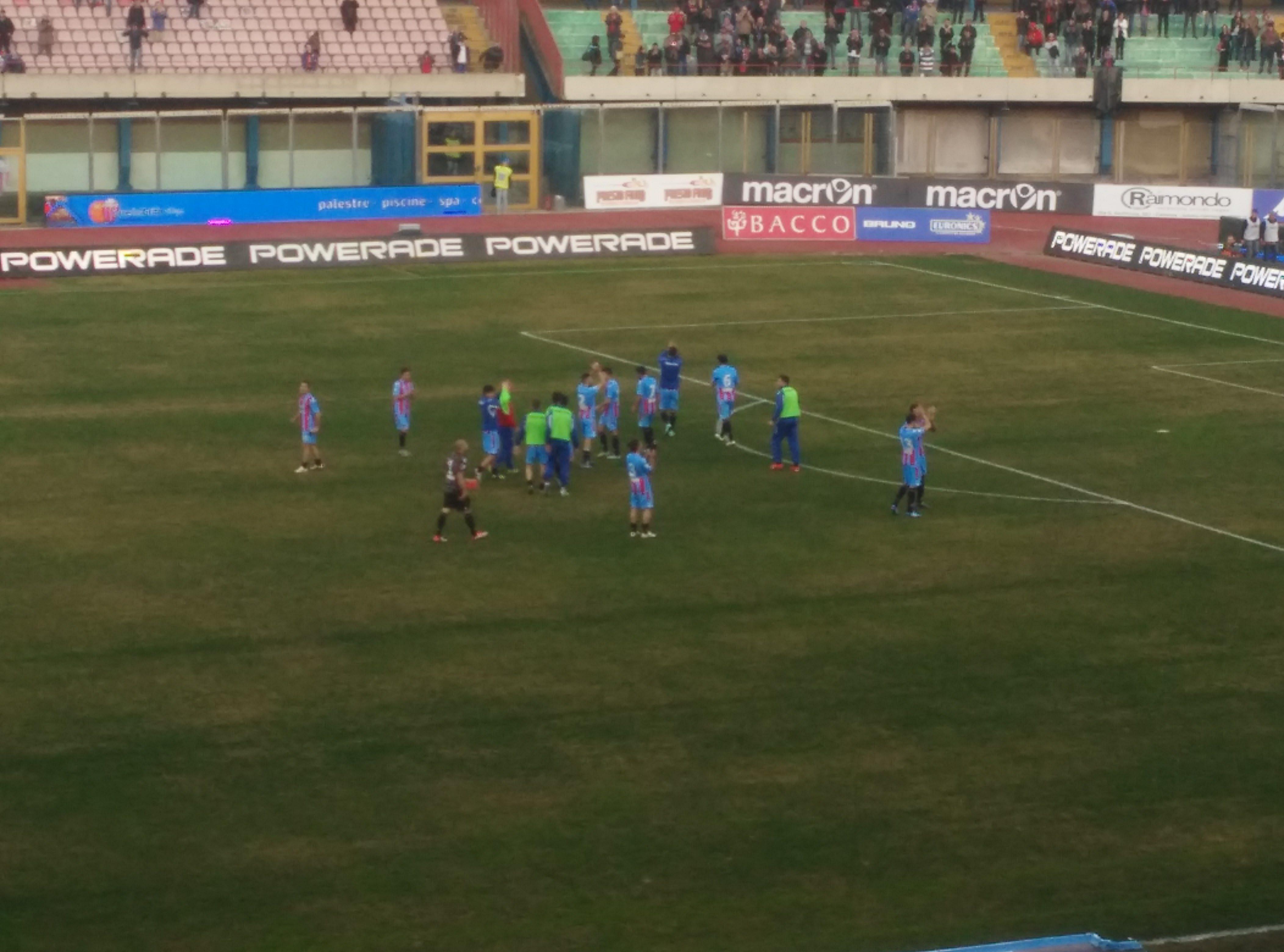 Catania, si sbloccano Calil e Falcone: ritorno alla vittoria