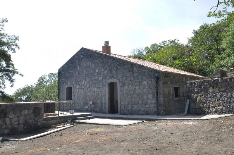 Ultimato il restauro del rifugio montano di Bosco Manfrè