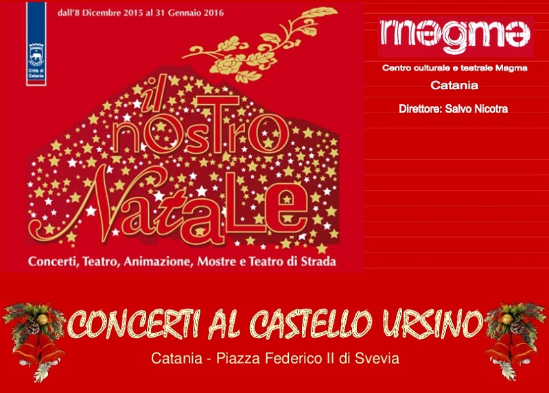 Concerti al Castello Ursino: domani il live del Fenìlya Cello Duo