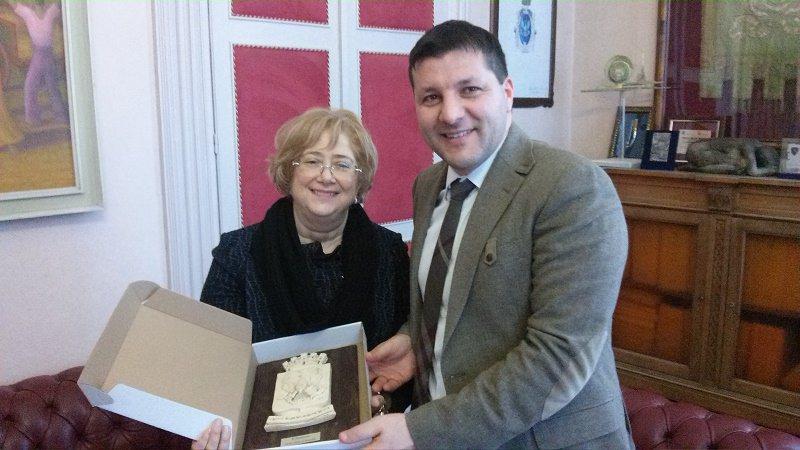Ragusa, neo prefetto Librizzi incontra il sindaco