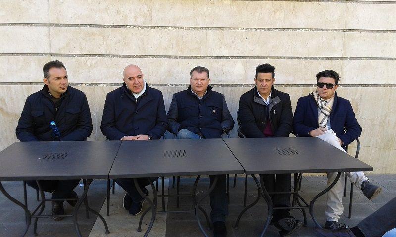 Marcolin promuove candidatura di Ferrara a sindaco di Porto Empedocle