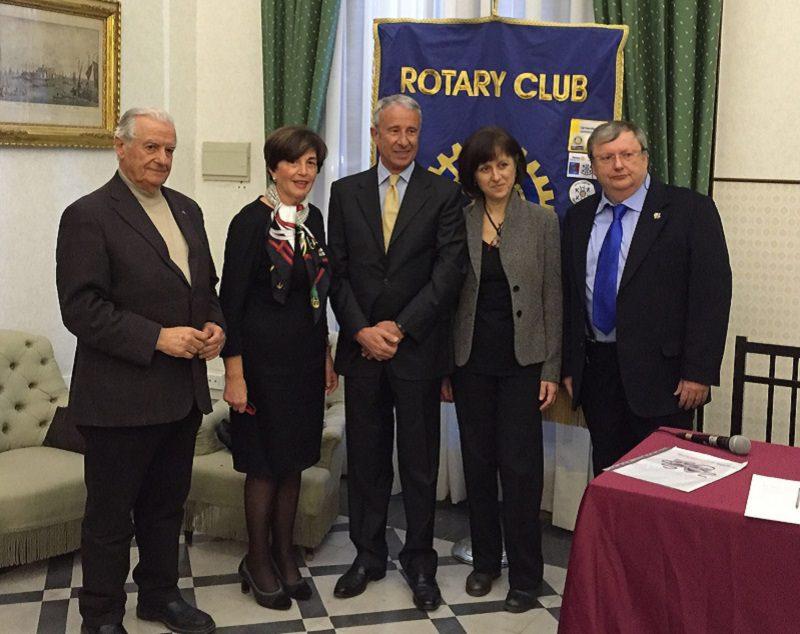 Trapani, il Sibling al centro di incontro Rotary
