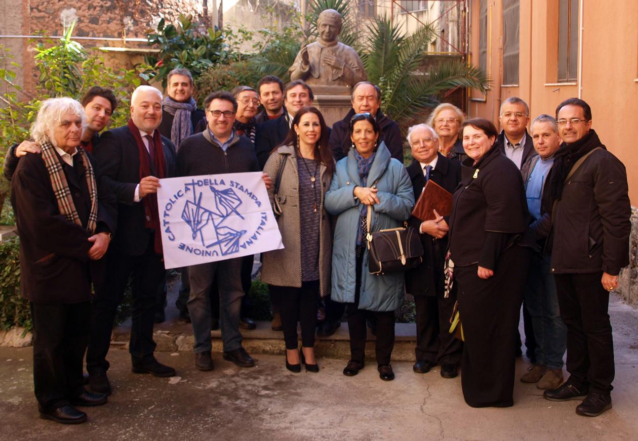 Taormina: si eleggono organi dell'Ucsi Sicilia