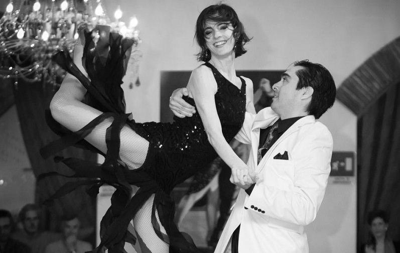 Grande week end del Tango con Cardozo e Klurfan