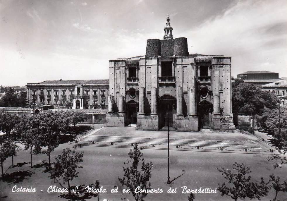 Le 120 chiese di Catania