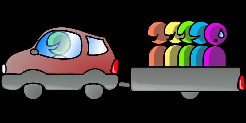 Condividere le proprie macchine per tutelare l'ambiente, l'iniziativa di Carpooling non valorizzata