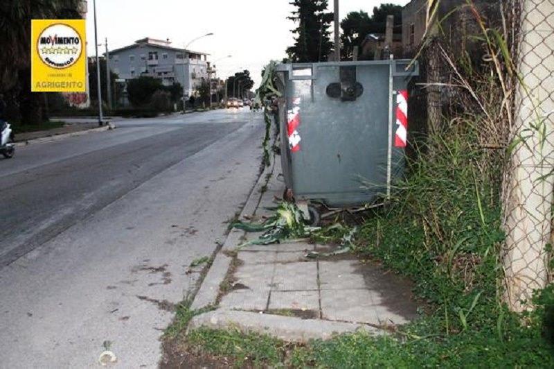 """Disservizi sulla nettezza urbana ad Agrigento, La Scala: """"È vergognoso"""""""