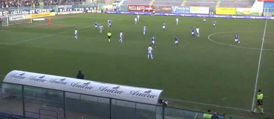 Il Catania ci crede troppo tardi, 0-0 ad Andria