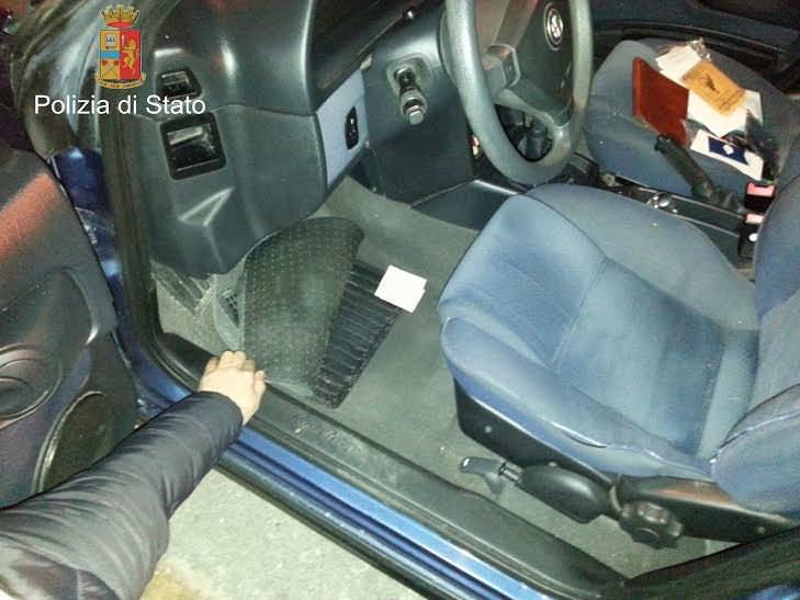 Pedalino, la polizia arresta rapinatore dopo un colpo in un panificio