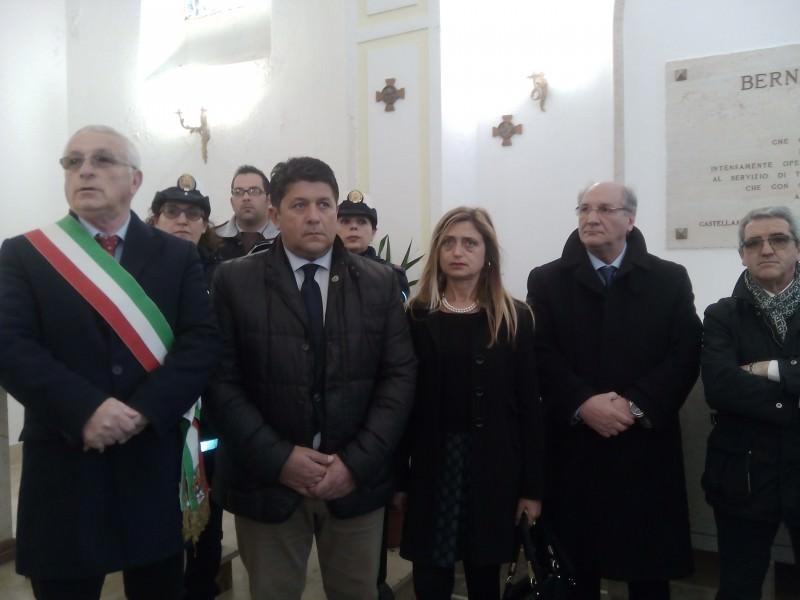 Castellammare: commemorato Piersanti Mattarella