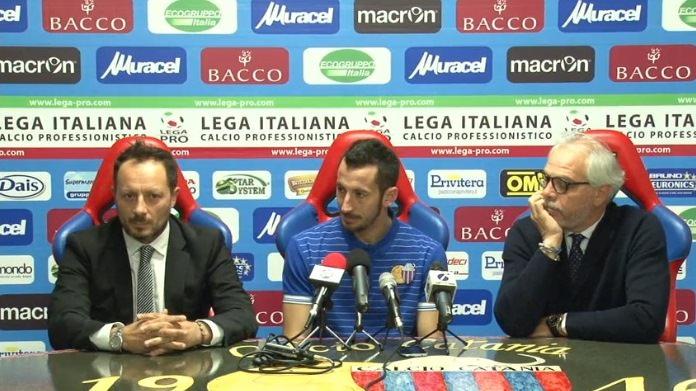 """Catania, presentato Di Cecco. Ferrigno e Pitino: """"In arrivo Pessina"""""""