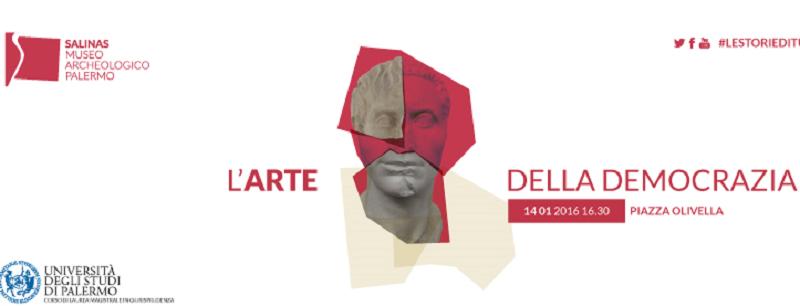"""""""L'arte della democrazia"""" al museo Salinas di Palermo"""