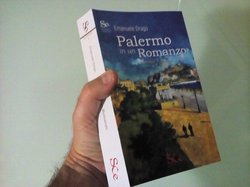 """Natale fuori dal comune: Emanuele Drago presenta """"Palermo in un romanzo"""""""
