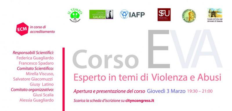 Corso di formazione in tematiche di violenza e abusi