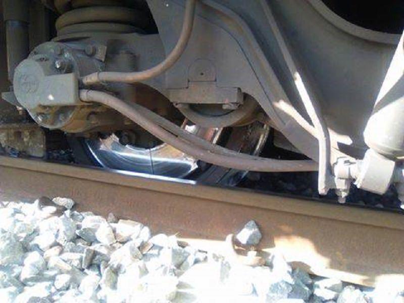 Tragedia sfiorata, deraglia il treno Palermo – Agrigento