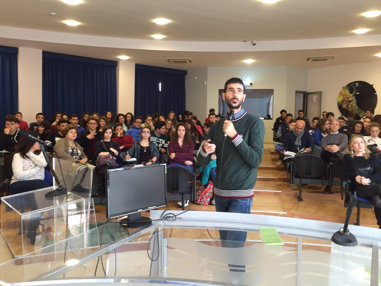 Siracusa, al Plemmirio lezione sulla conservazione della biodiversità