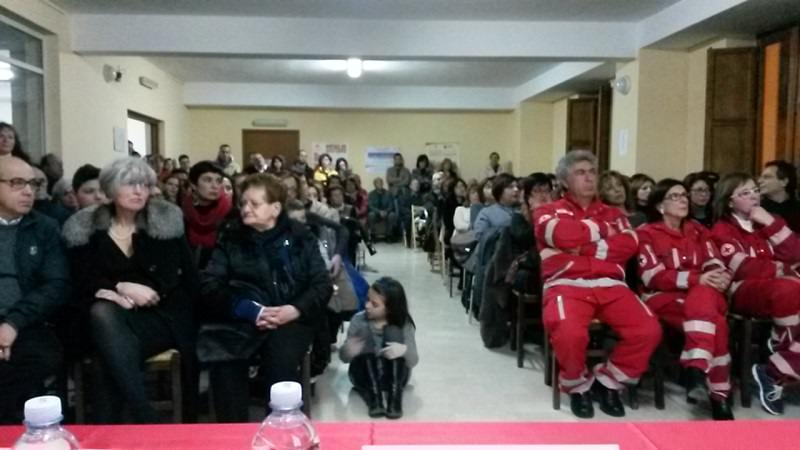"""Barrafranca, """"Terra-Cibo e salute"""": grande successo per evento CRI"""