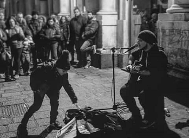 """Samuel Pietrasanta: dalle strade di Catania a """"The Voice"""""""