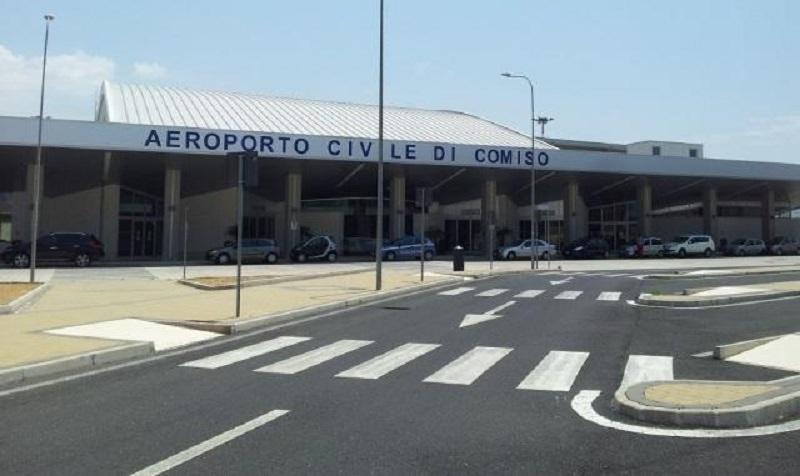 Aeroporto di Comiso: domani la presentazione dei voli