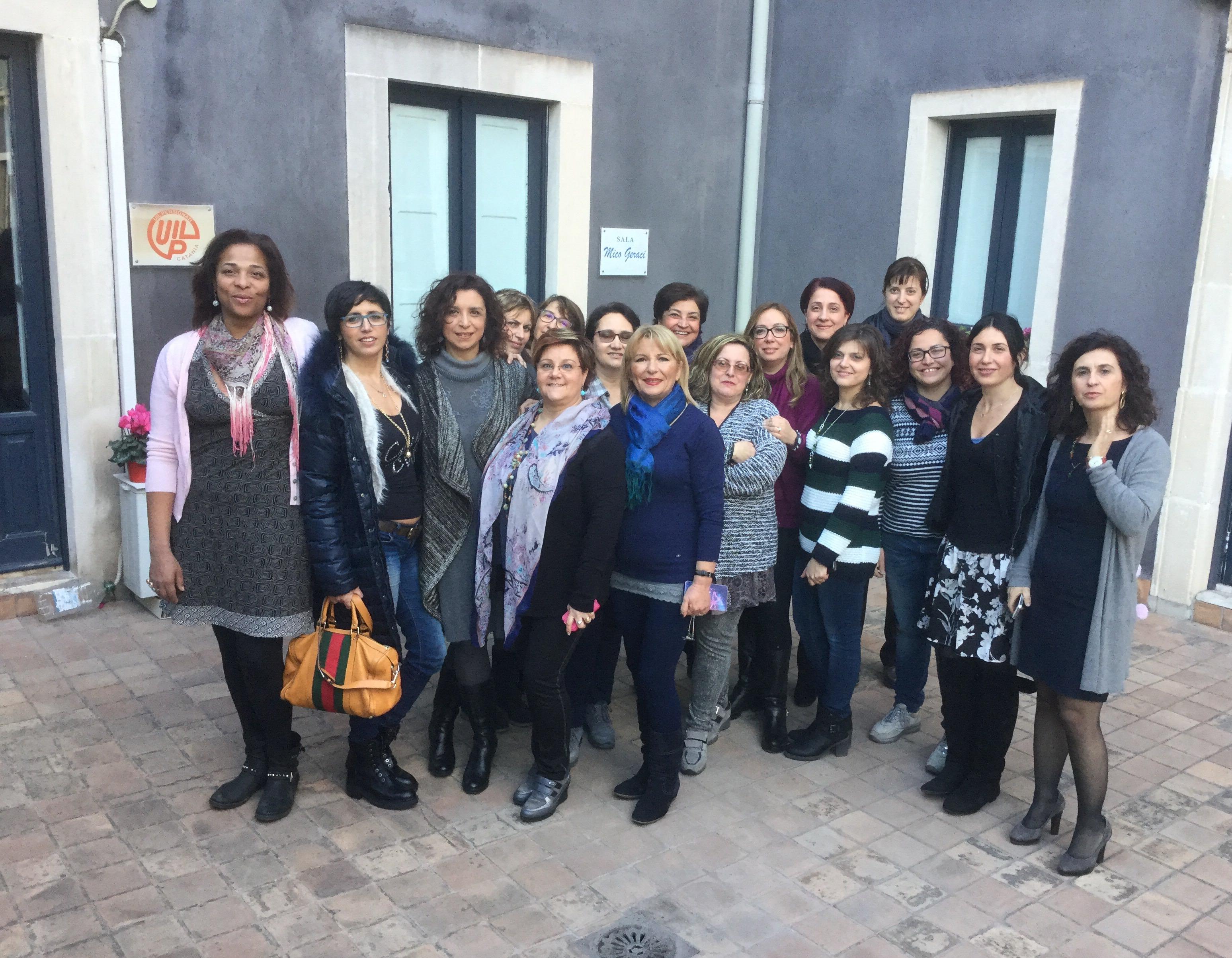 """Oltre 40 partecipanti al concorso """"Donne in 3 click"""" organizzato dalla Uil di Catania"""