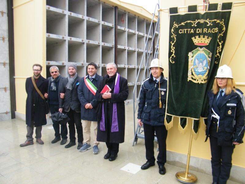 Nuovi spazi per nuovi loculi nel cimitero di Ragusa Ibla