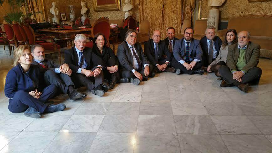 #TUTTIGIUPERTERRA. Giunta e Consiglio comunale di Palermo aderiscono a iniziativa Unicef