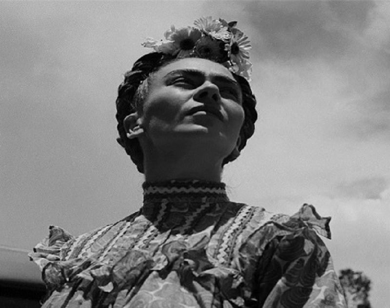 """Agrigento, dal 20 febbraio alla Fam Gallery """"La Passione di Frida"""" di Leo Matiz"""