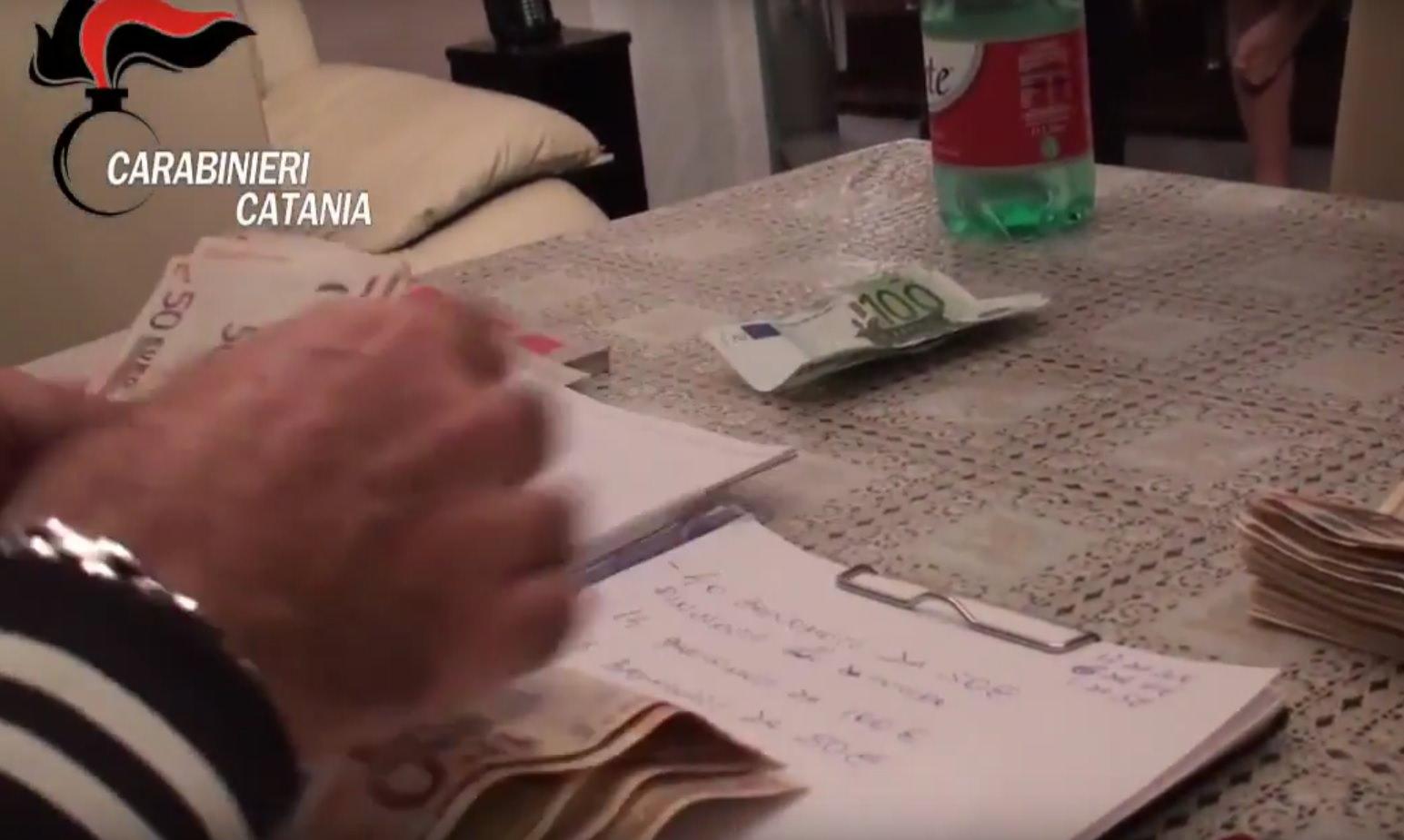 """L'organizzazione dei Laudani in """"holding"""" e il business della droga, delle estorsioni e della carne"""