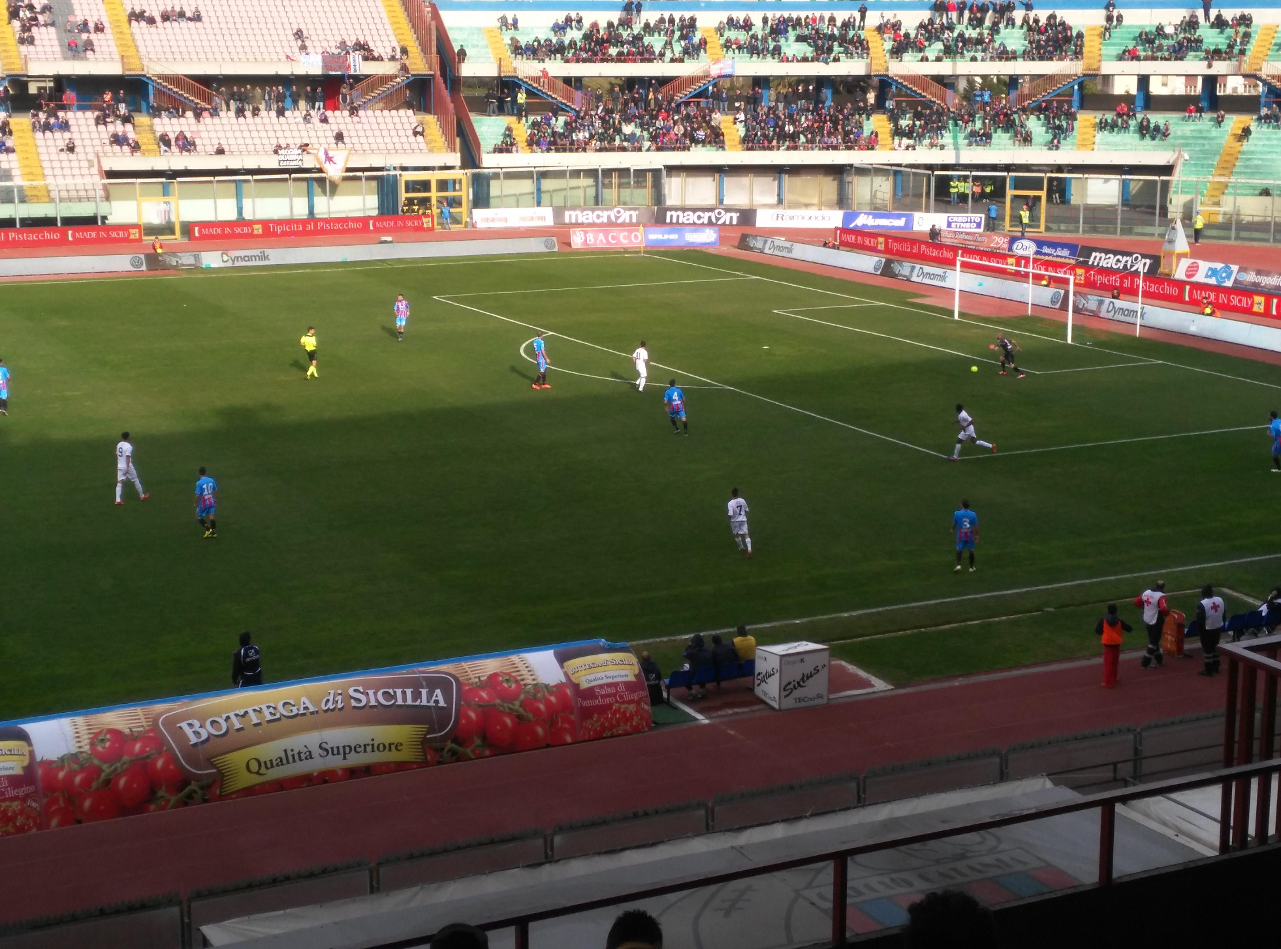 Catania, pagelle: Liverani e Bergamelli non bastano, passi indietro per Musacci