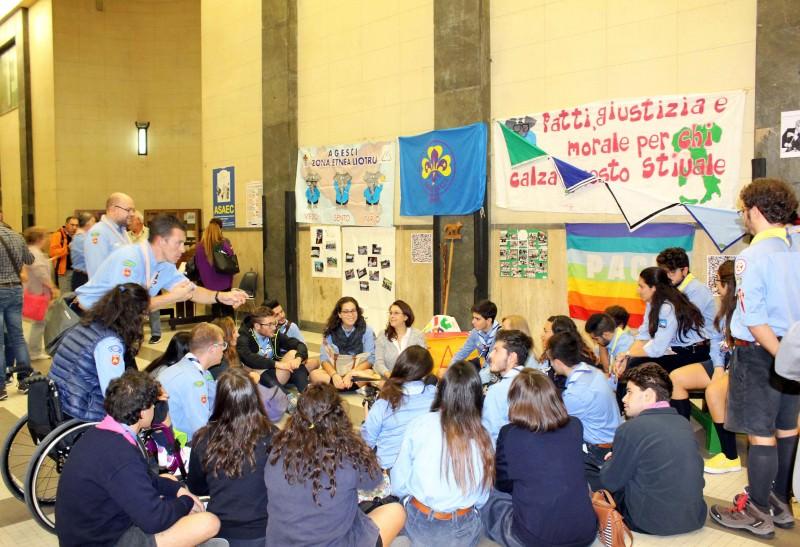 Domenica a Catania il Giubileo Scout della Misericordia