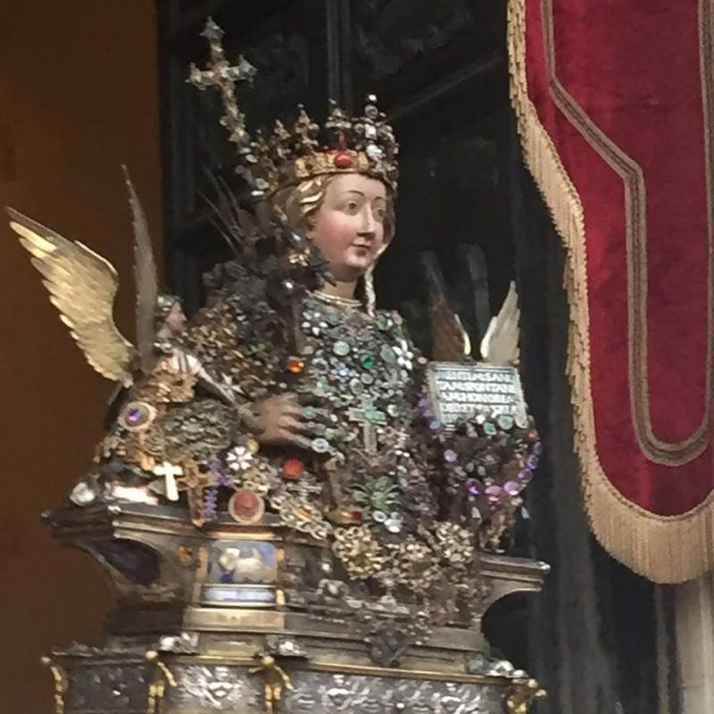 Oggi il clou della festa di Sant'Agata: il giro interno