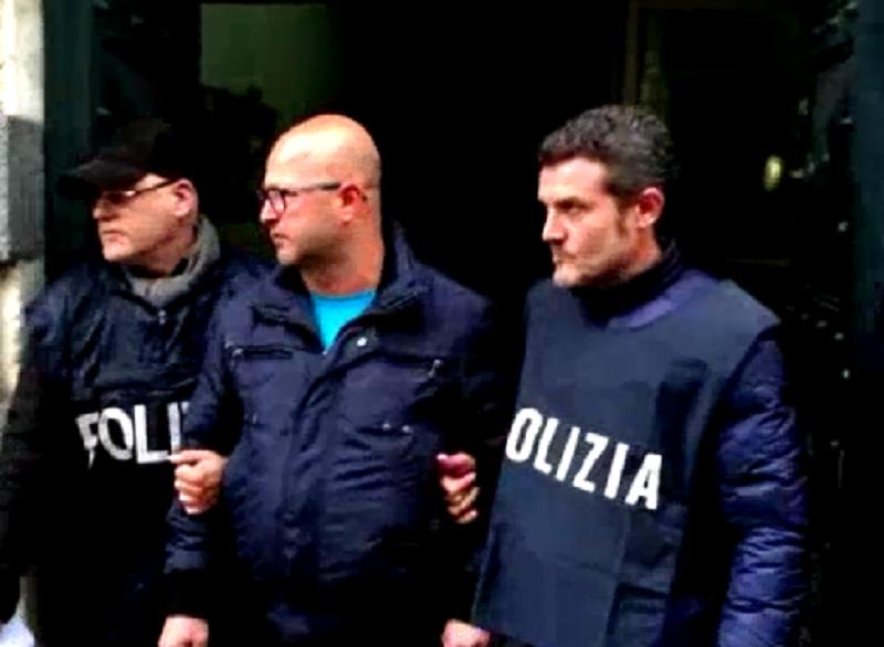 Noto produttore cinematografico vittima d'estorsione: in manette Saro Piacenti