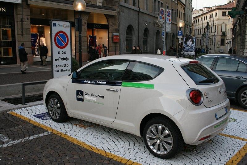 Il car sharing sbarca a Catania: pronte 200 vetture, ma scatta subito la polemica