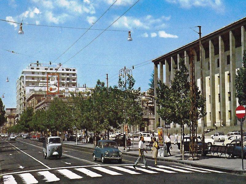 Gli anni '70 a Catania