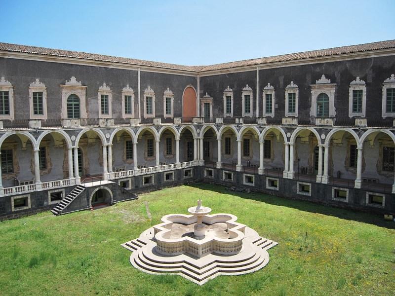 Visite guidate al Monastero dei Benedettini per San Valentino