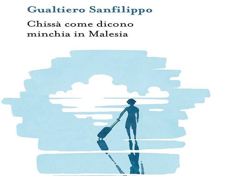 Il giornalista Gualtiero Sanfilippo presenta il suo libro a Palermo