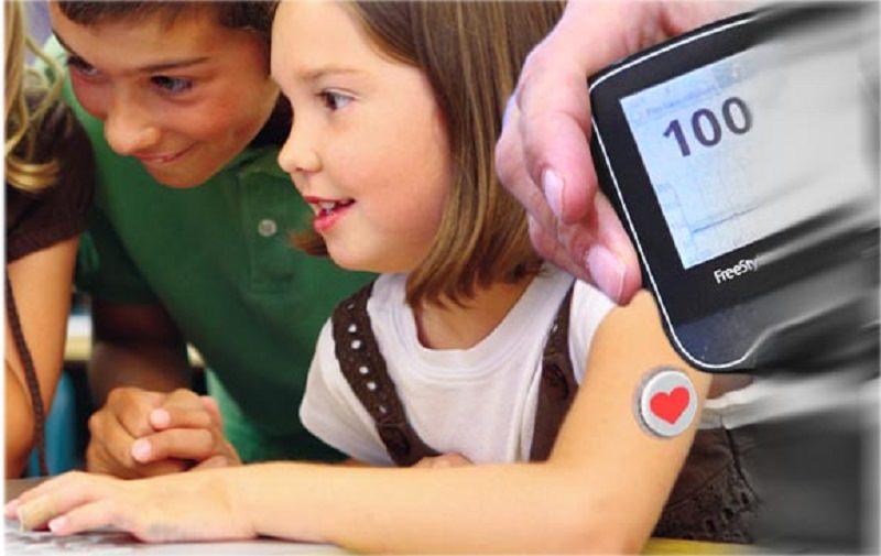 Glicemia: non serve più pungersi. Arriva il sensore anche per i bambini