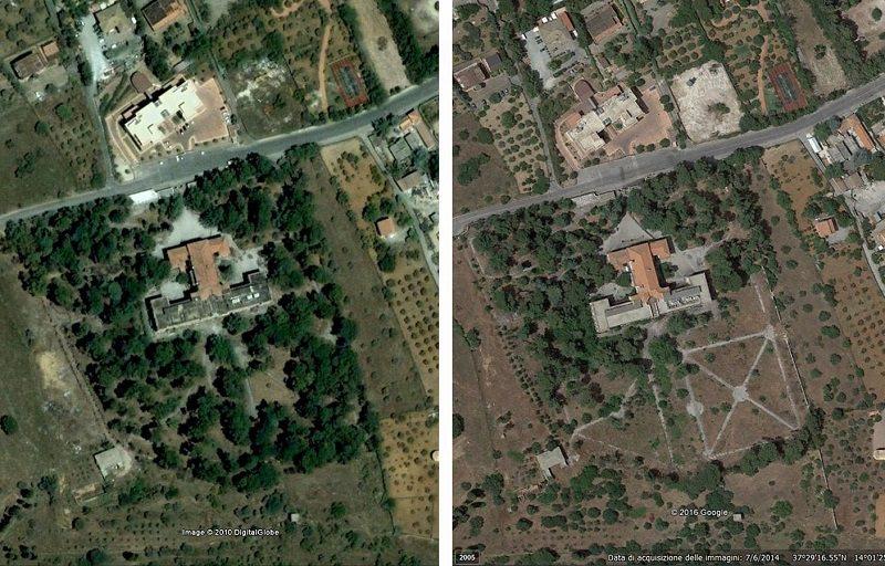 Archiviato procedimento per abbattimento alberi: indignati Legambiente e WWF